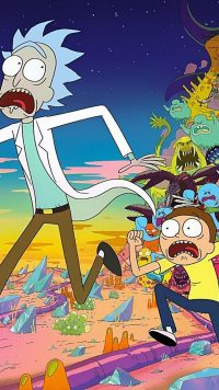 Rick And Morty Wallpaper 7