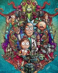 Rick And Morty Wallpaper 8