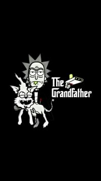 Rick And Morty Wallpaper 9