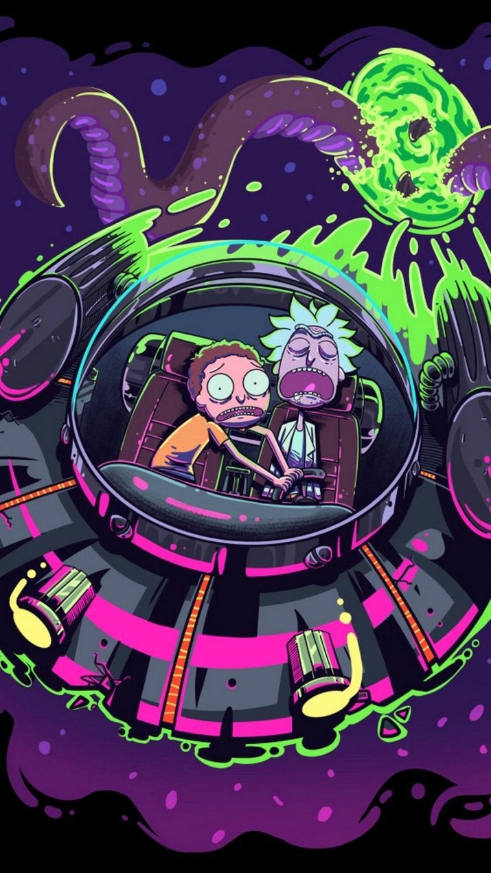 Rick And Morty Wallpaper 1