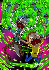 Rick And Morty Wallpaper 25