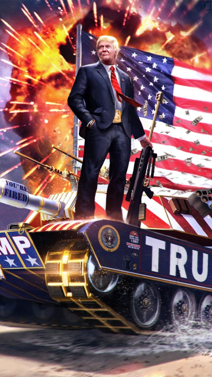 Trump 2020 Wallpaper 1