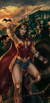 Wonder Woman Wallpaper 50