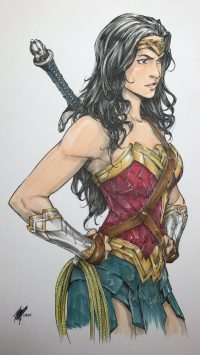 Wonder Woman Wallpaper 8