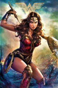 Wonder Woman Wallpaper 3