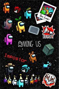 Among Us Game Wallpaper 47