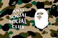 Anti social social club wallpaper 25