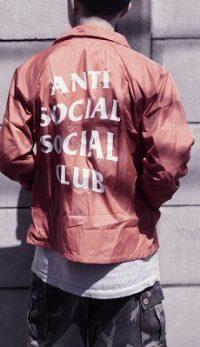 Anti social social club wallpaper 19