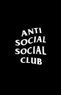 Anti social social club wallpaper 16