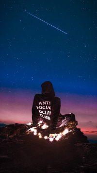 Anti social social club wallpaper 8