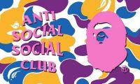 Anti social social club wallpaper 31
