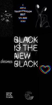 Black Aesthetic Wallpaper 10