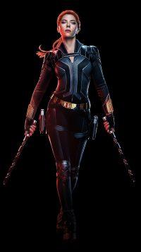 Black Widow Wallpaper 25