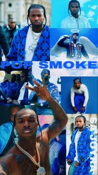 Blue Wallpapers Rappers 18