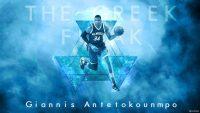 Giannis Antetokounmpo wallpaper 27