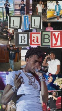 Lil Baby Wallpaper 24