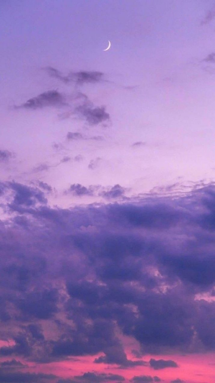 Purple Aesthetic Wallpaper Wallpaper Sun