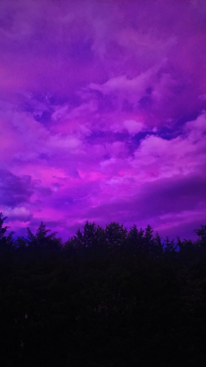 Purple Aesthetic Wallpaper - Wallpaper Sun