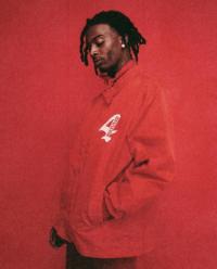 Red Aesthetic Wallpaper Rapper 15