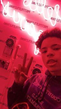 Red Aesthetic Wallpaper Rapper 8
