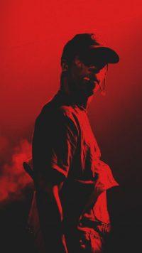 Red Aesthetic Wallpaper Rapper 7
