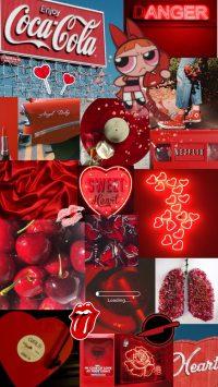 Red Baddie Wallpaper 3