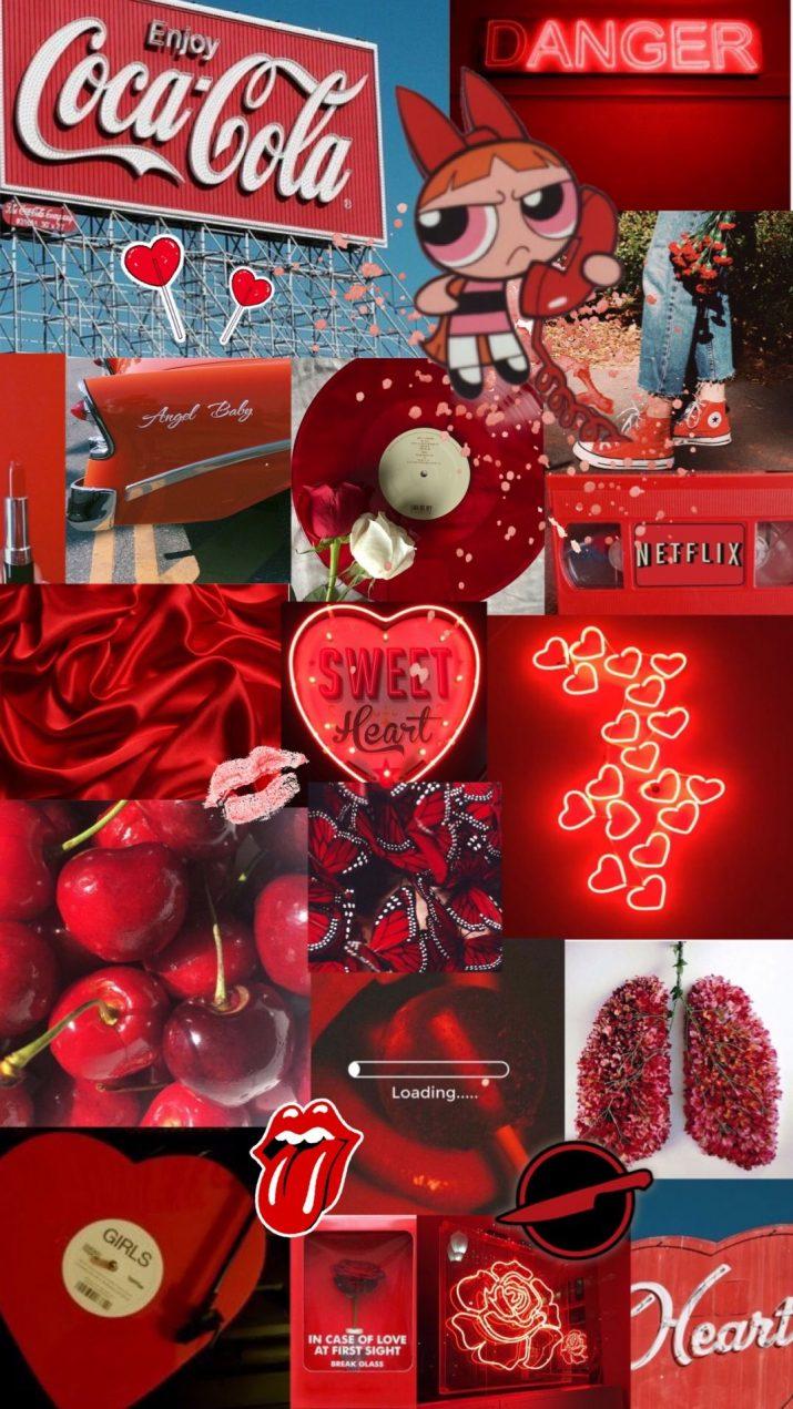 13+ Baddie Wallpaper Iphone Red Pics