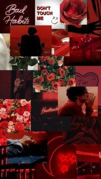Red Baddie Wallpaper 10