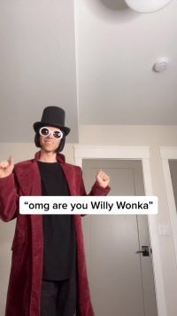 Willy wonka tiktok wallpaper 6