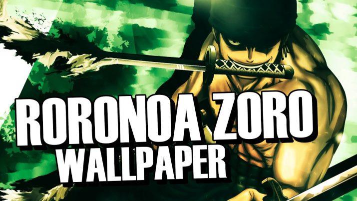 Zoro Wallpaper 1