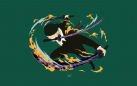 Zoro Wallpaper 24