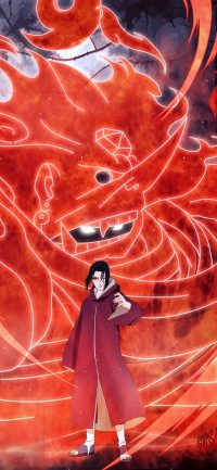 Itachi Desktop Wallpaper Wallpaper Sun