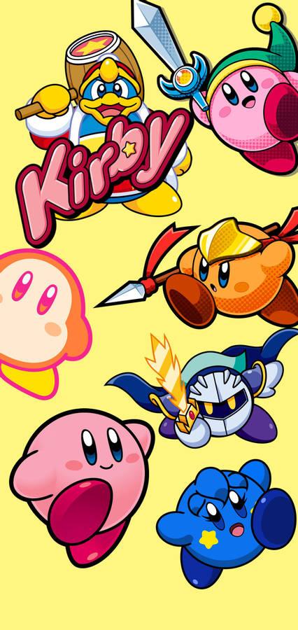 Kirby Wallpaper 1