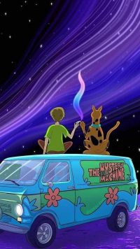 Scooby Doo Wallpaper 2