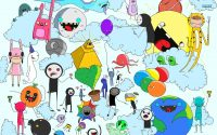 Adventure Time Wallpaper 13