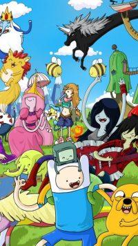 Adventure Time Wallpaper 16