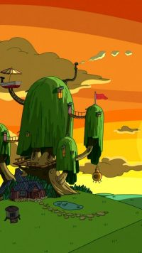 Adventure Time Wallpaper 43