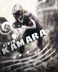Alvin Kamara Wallpaper 26