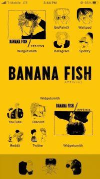 Banana Fish Wallpaper 22