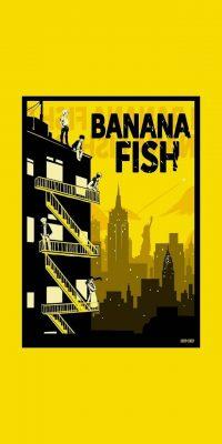 Banana Fish Wallpaper 16