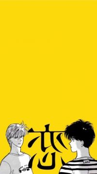 Banana Fish Wallpaper 4
