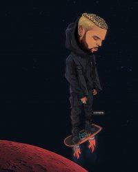 Chris Brown Wallpaper 25