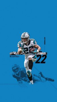 Christian Mccaffrey Wallpaper 1