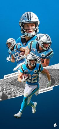Christian Mccaffrey Wallpaper 24