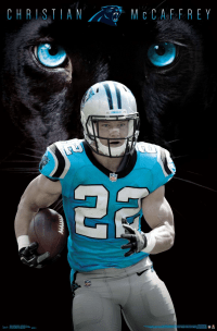 Christian Mccaffrey Wallpaper 9