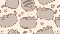 Cute pusheen wallpaper 19