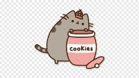 Cute pusheen Wallpaper 6