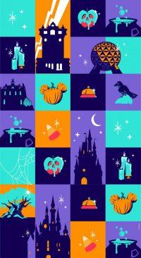 Disney Halloween Wallpaper 9
