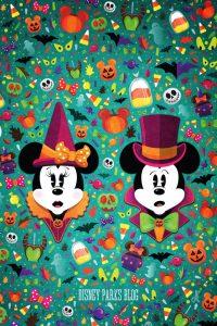 Disney Halloween Wallpaper 8