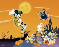 Disney Halloween Wallpaper 7